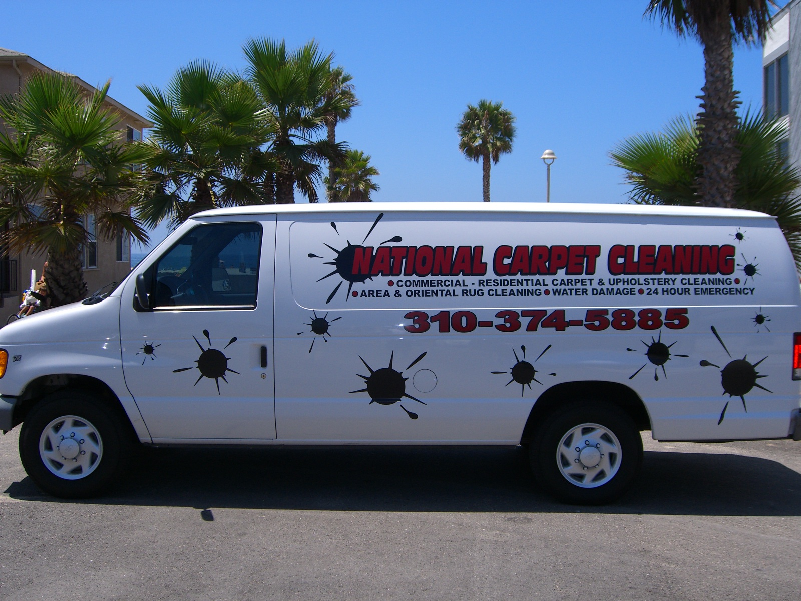 Services National Carpet Cleaning